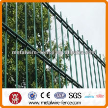 Modern Welded Double Wire Fence Panels